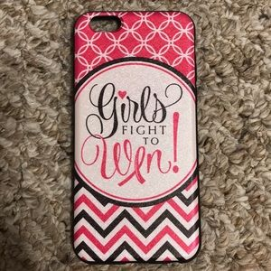 Accessories - Breast Cancer Awareness iPhone 6 Phone Case